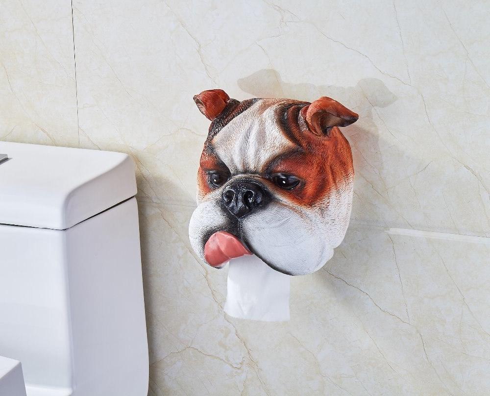 3D Toilet <font><b>Paper</b></font> Holder Toilet Free Tissue <font><b>Towel</b></font> Holder Reel Device