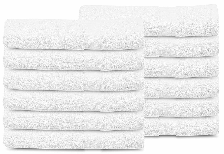 5 dozen 60 pcs economy hand towels