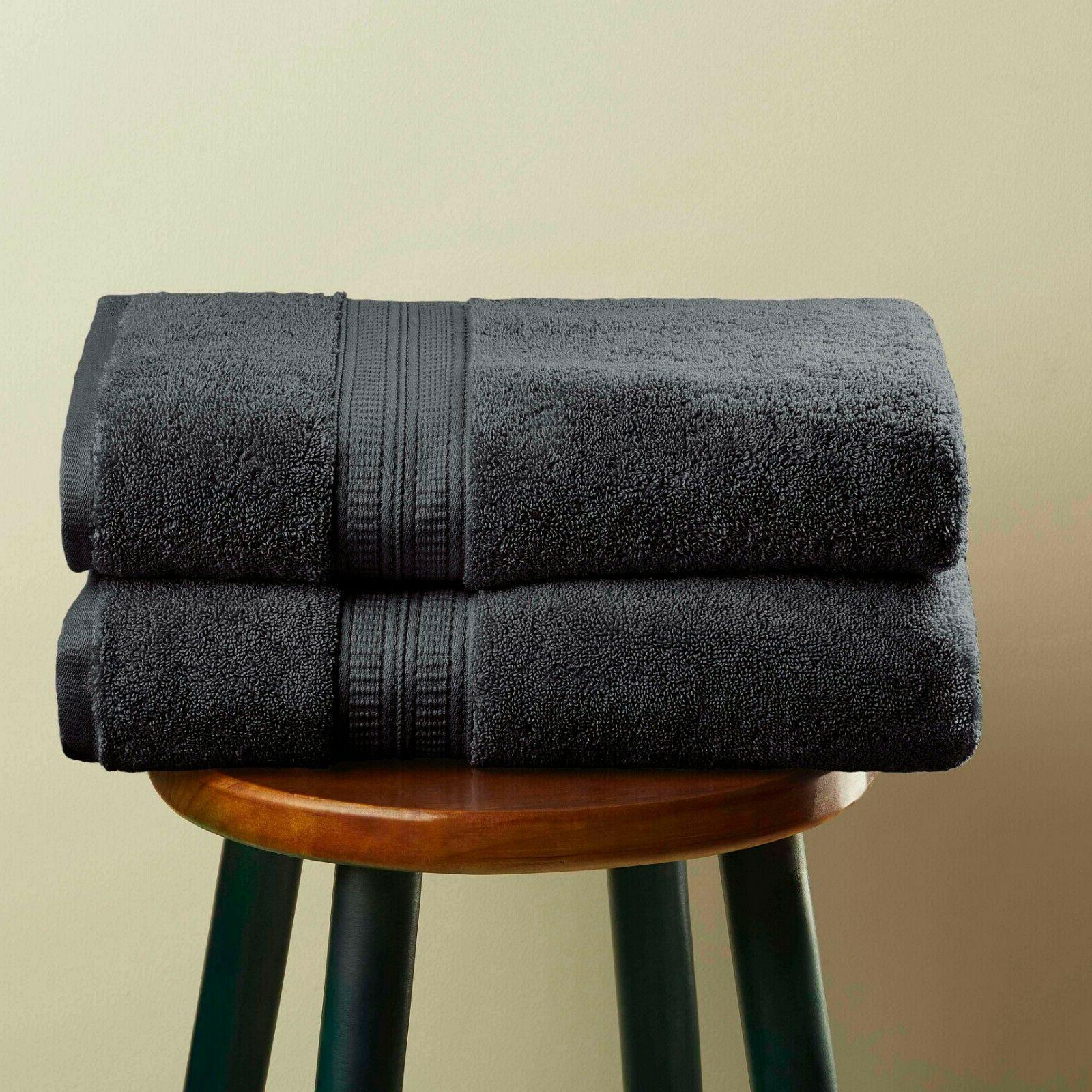 """5 Towel Set, 1 Sheet 35""""x68"""", Towels"""