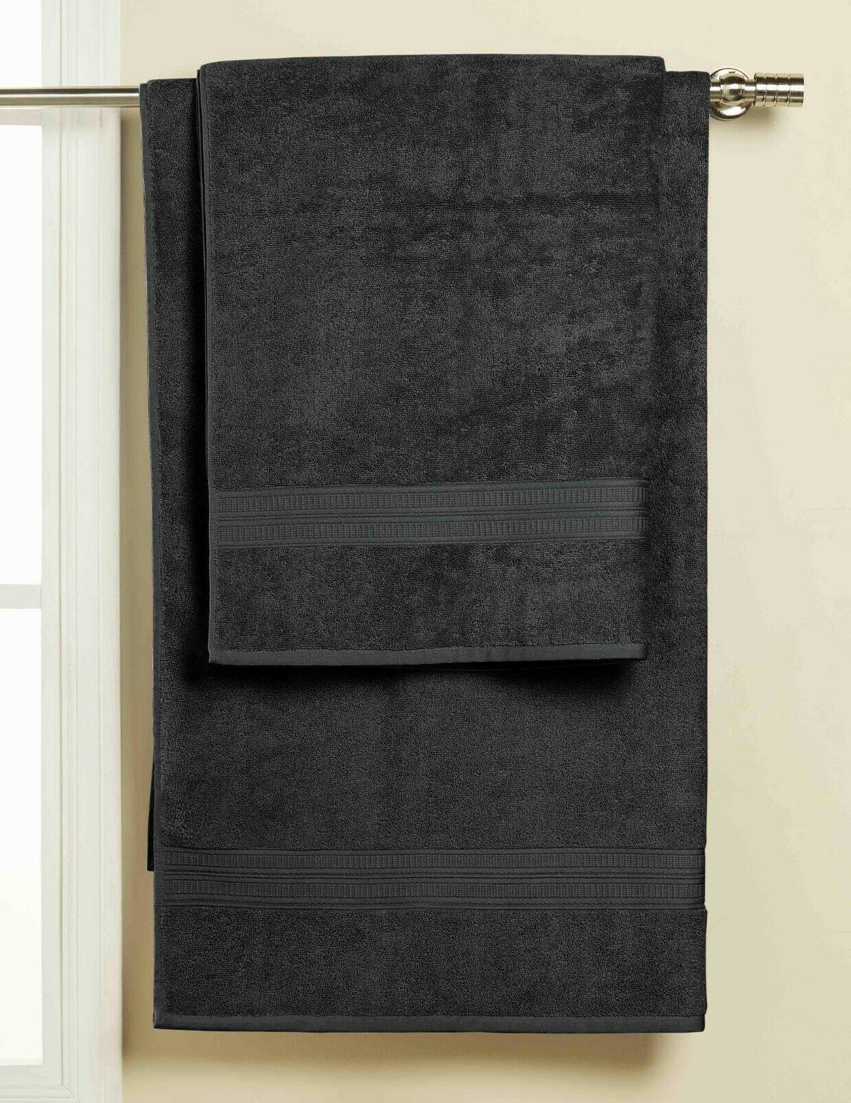"""5 Towel Set, 1 Sheet 35""""x68"""", 2 Towels & 2"""