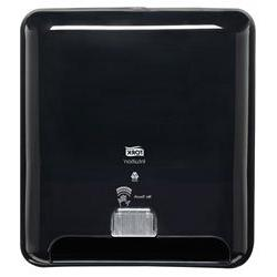 5511282 Tork Elevation Towel Dispenser Black, No Touch Stops
