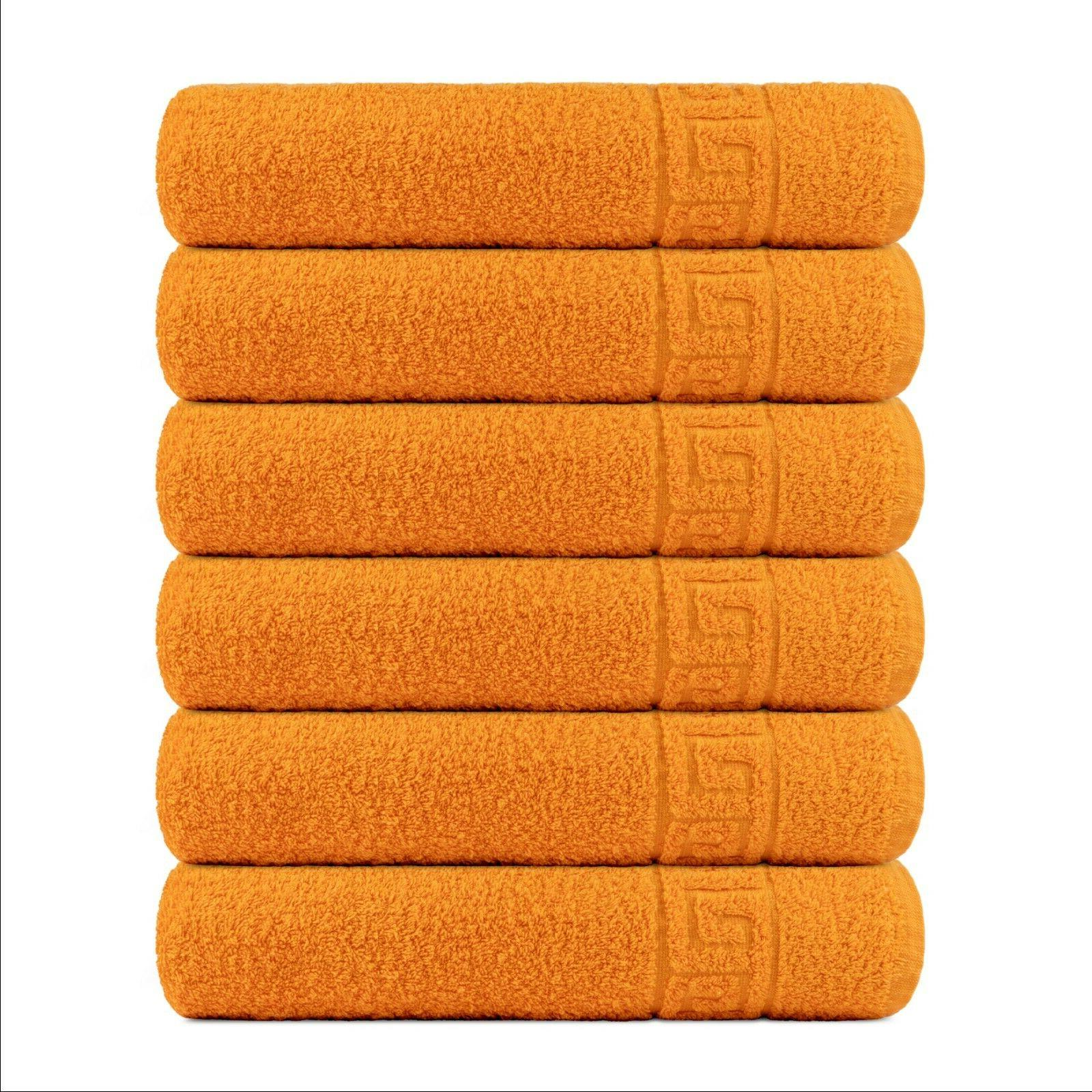 6 pcc for Bathroom - cotton - Luxury