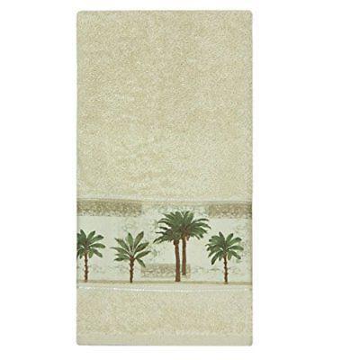 Bacova Guild Citrus Palm Hand Towel