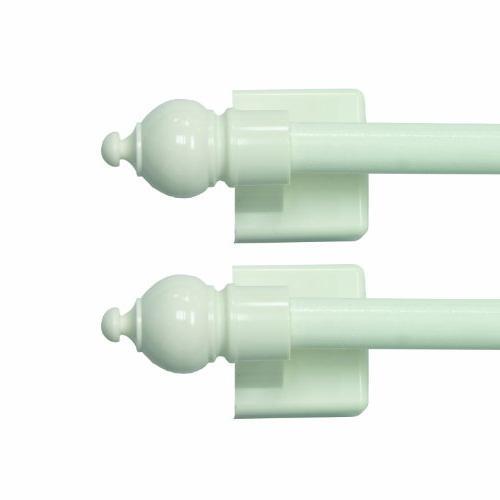 Kenney 7/16 Multi-Use Adjustable Petite Cafe Sidelight Magne