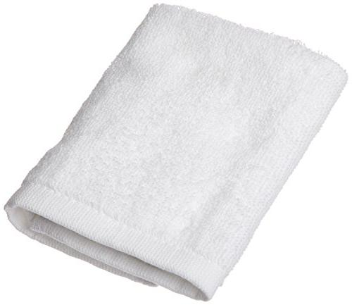 Pacific Linens Washcloths-Hand-Face Towels -10 Pack-600-GSM,