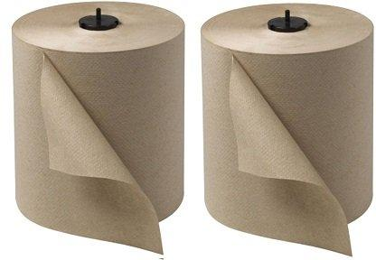Tork 290088 Universal Single-Ply Hand Roll Towel, Natural, P
