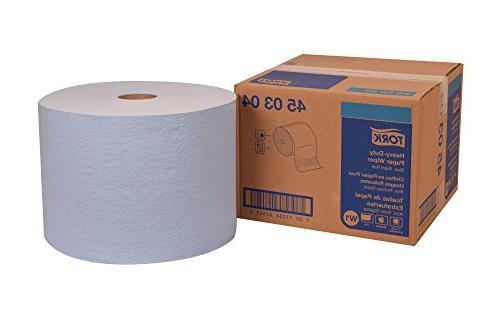 """Tork 450304 Heavy-Duty Paper Wiper, Giant Roll, 1-Ply, 11.1"""""""