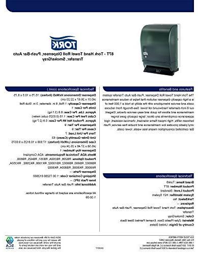 """Tork Roll Auto w/Steel 15.75"""" x Tork RB800,"""