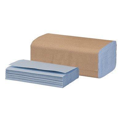 Tork Singlefold Blue 2 Ply Hand Towel, 16 per Case