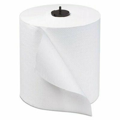 advanced matic hand towel roll 1 ply