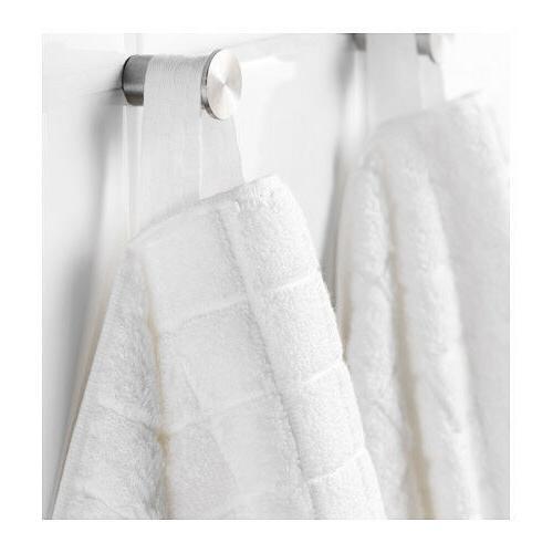 IKEA AFJARDEN WHITE BATH 100% DELUXE Freeship