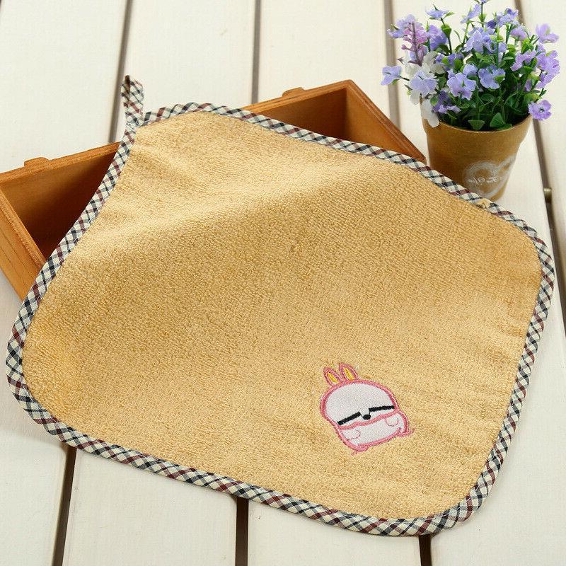 Baby Soft Cotton Absorbent Washcloth Children