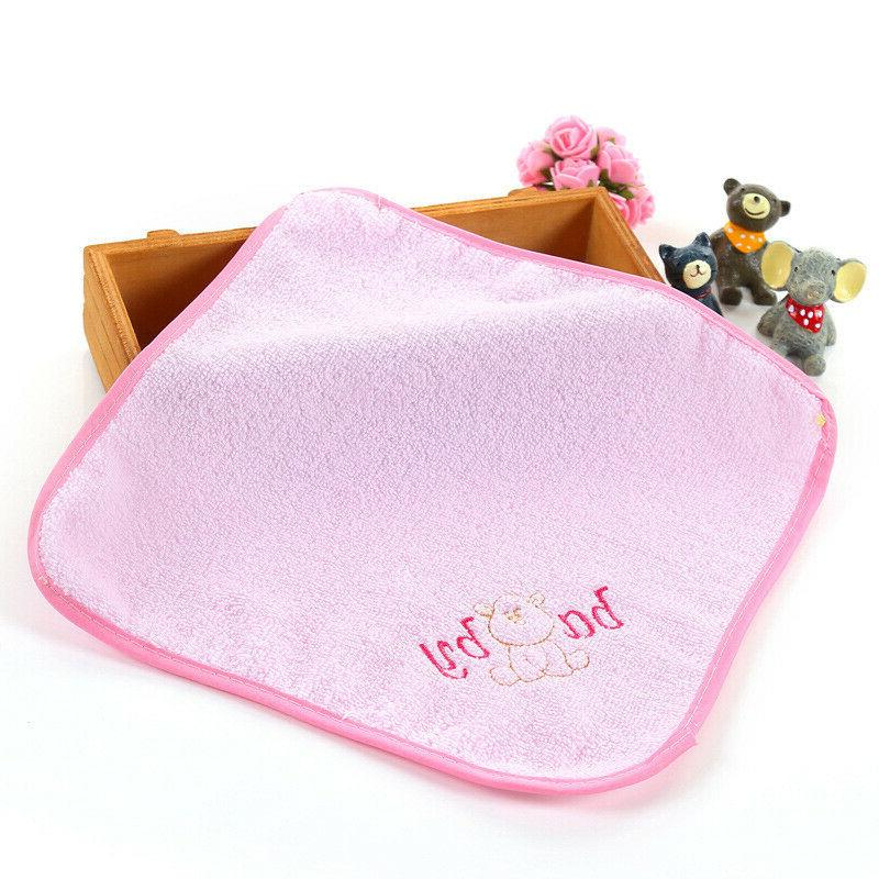 Baby Soft Cotton Wipes Absorbent Washcloth Towel Hand
