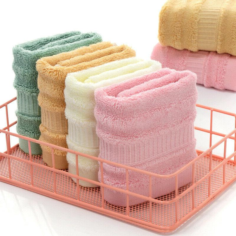 Bamboo Fiber Wave Towel Baby Softness 13.4 Inches