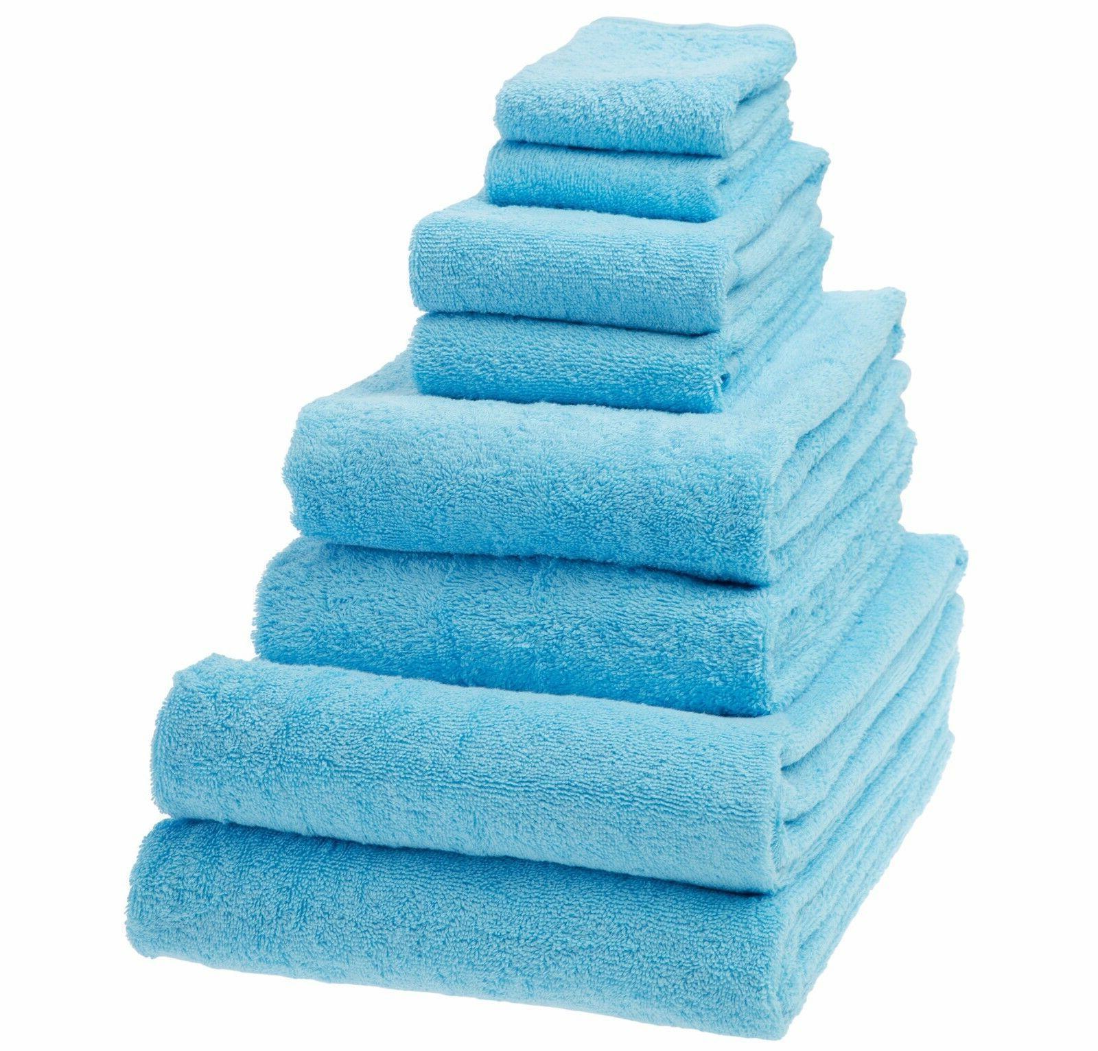 Bath Sheet Towel Set Plush Turkish Cotton Towels Premium Quick Dry
