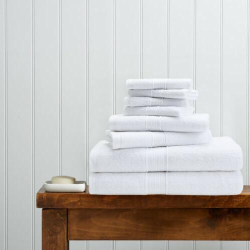 Bath Towel Set Hotel Extra Soft