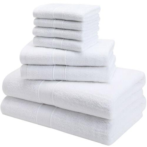 Bath Set Hotel Spa Quality Soft Absorbent