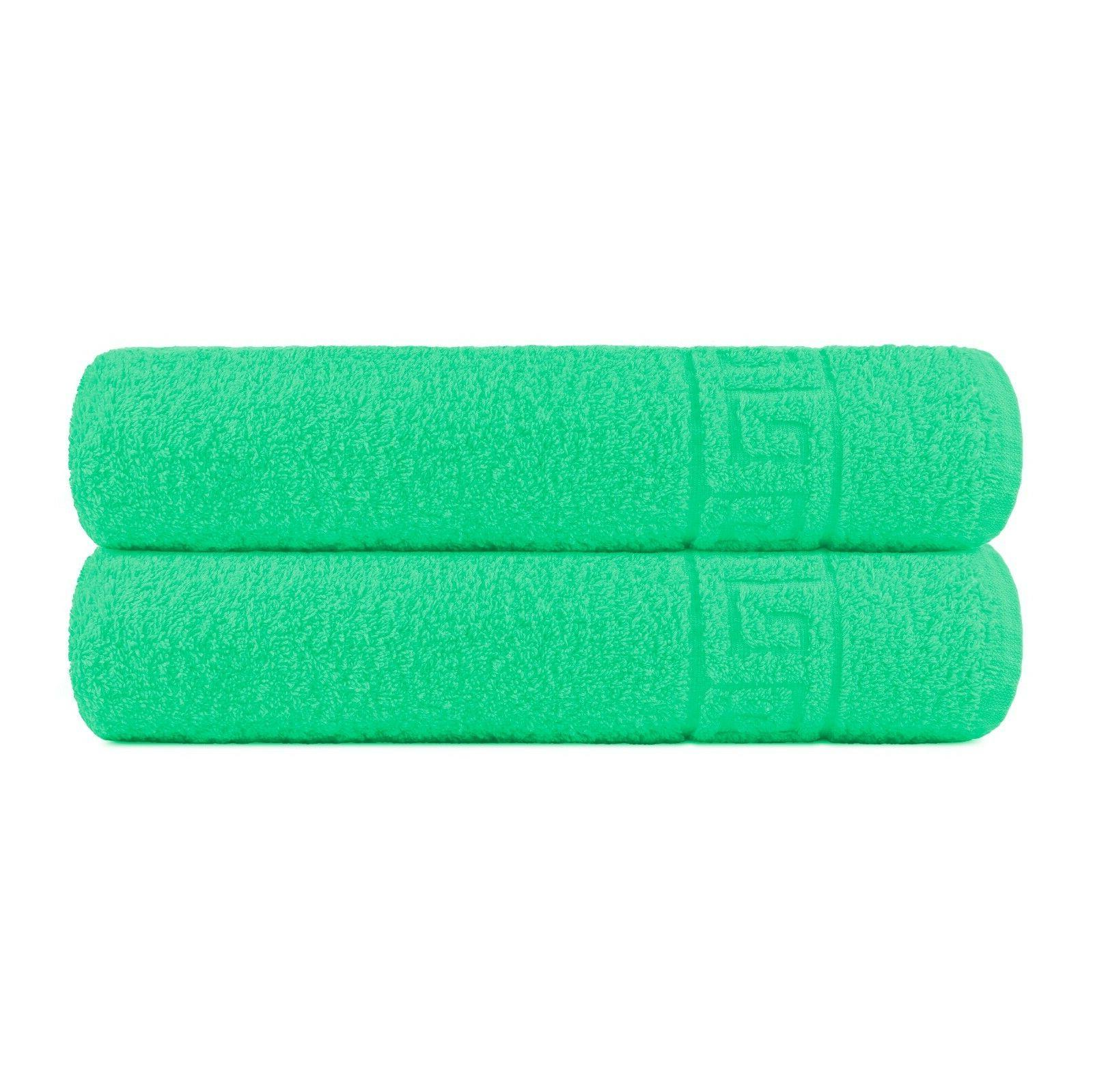Bath Towels set 2 Bath 2 Towels Gym Cotton