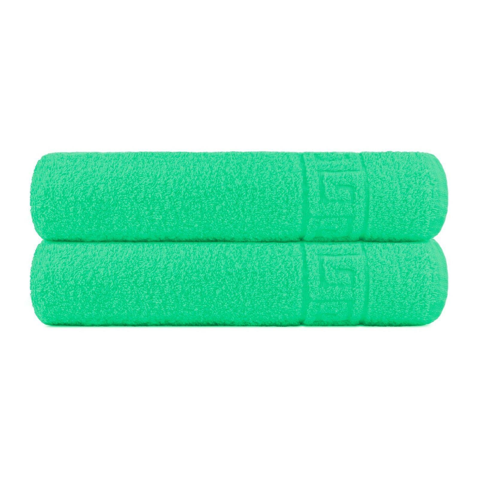 Bath Towels set 2 Bath 2 Towels Gym Cotton