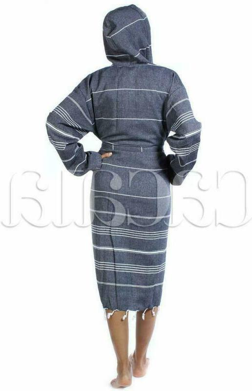 Cacala Fabric 100% Turkish Kimono