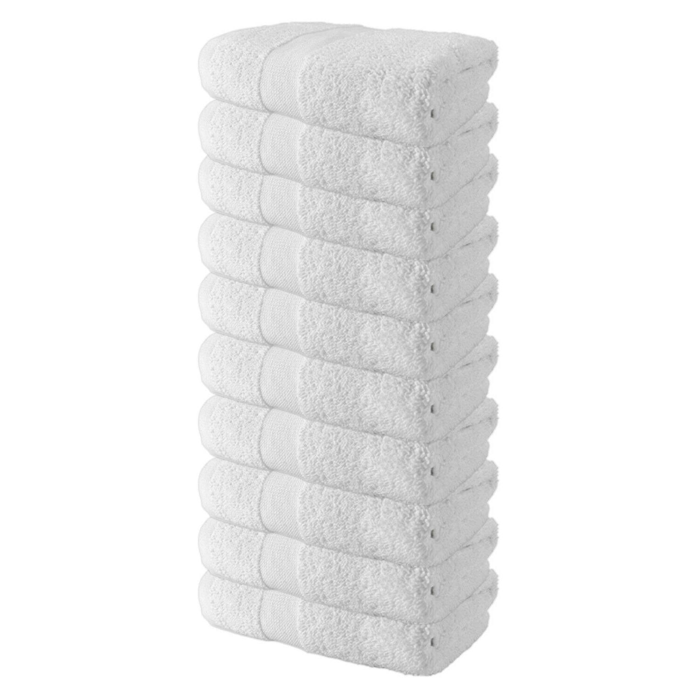 Case of 120 Cotton Hand - Multi-Purpose Bathroom Wholesale