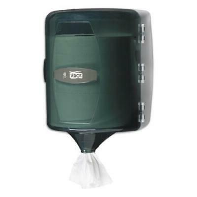 Centerfeed Hand Towel Dispenser, 10 1/8 X 10 X 12 3/4, Smoke