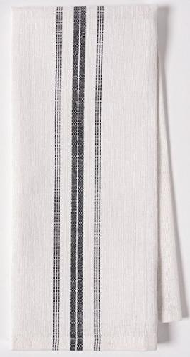 "KAF Home Stripe Kitchen | Set x 25"", 100% Cotton Perfect Bar Dish Cloths and Dining"