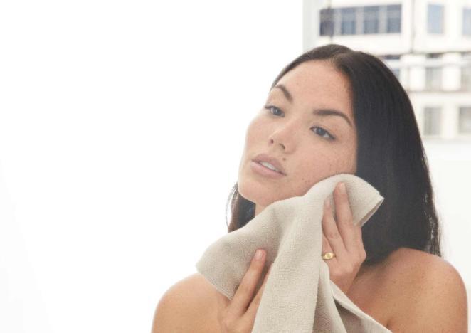Brooklinen Classic Hand Towels 100% Mid Plush