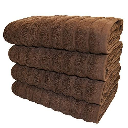 Classic Piece Hand Set 32 Soft and Thick Large Hand Towels with Turkish