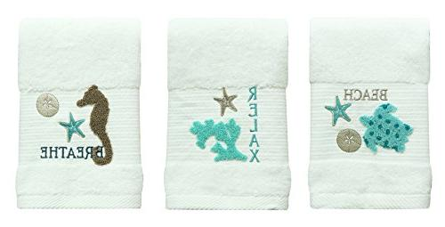 Bacova Guild Towel, Aqua