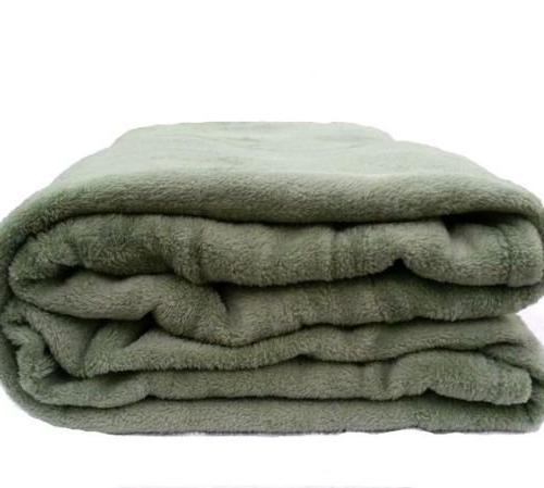 coral fleece throw blanket soft