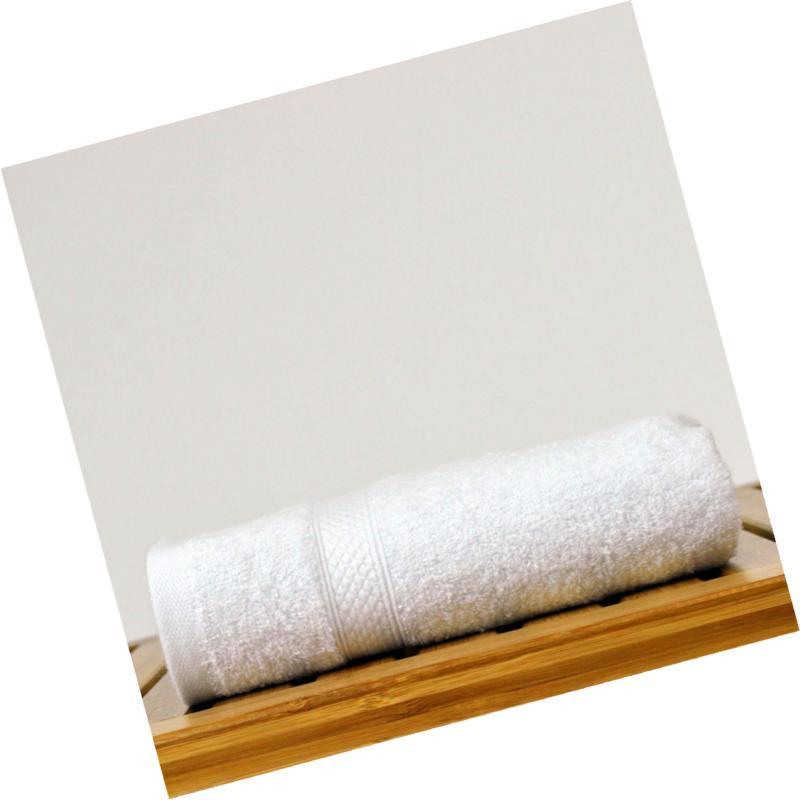Chakir Turkish and Towel White