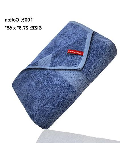 Cleanbear Bath Towel, 27 55 Perfect for and