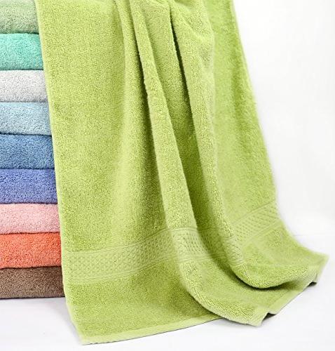 Cleanbear Bath Pool Softness Towel, Cyan