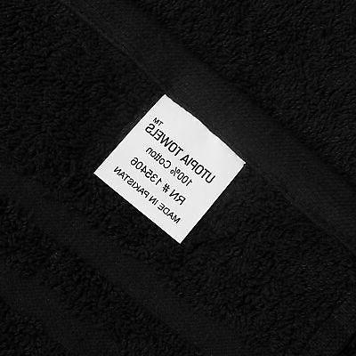 Utopia Towels Salon Towels - of Black Hand