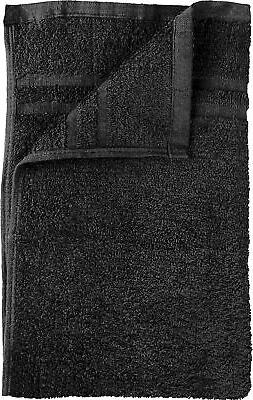 Utopia Salon Towels - Pack of Black Towels - x...