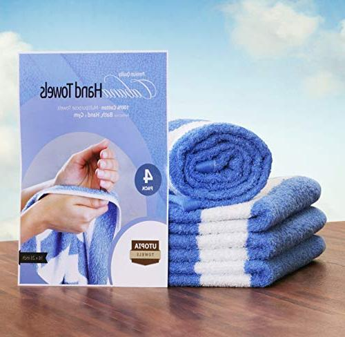 Utopia Towels Cotton Hand Multipurpose Hand, Face, and Spa