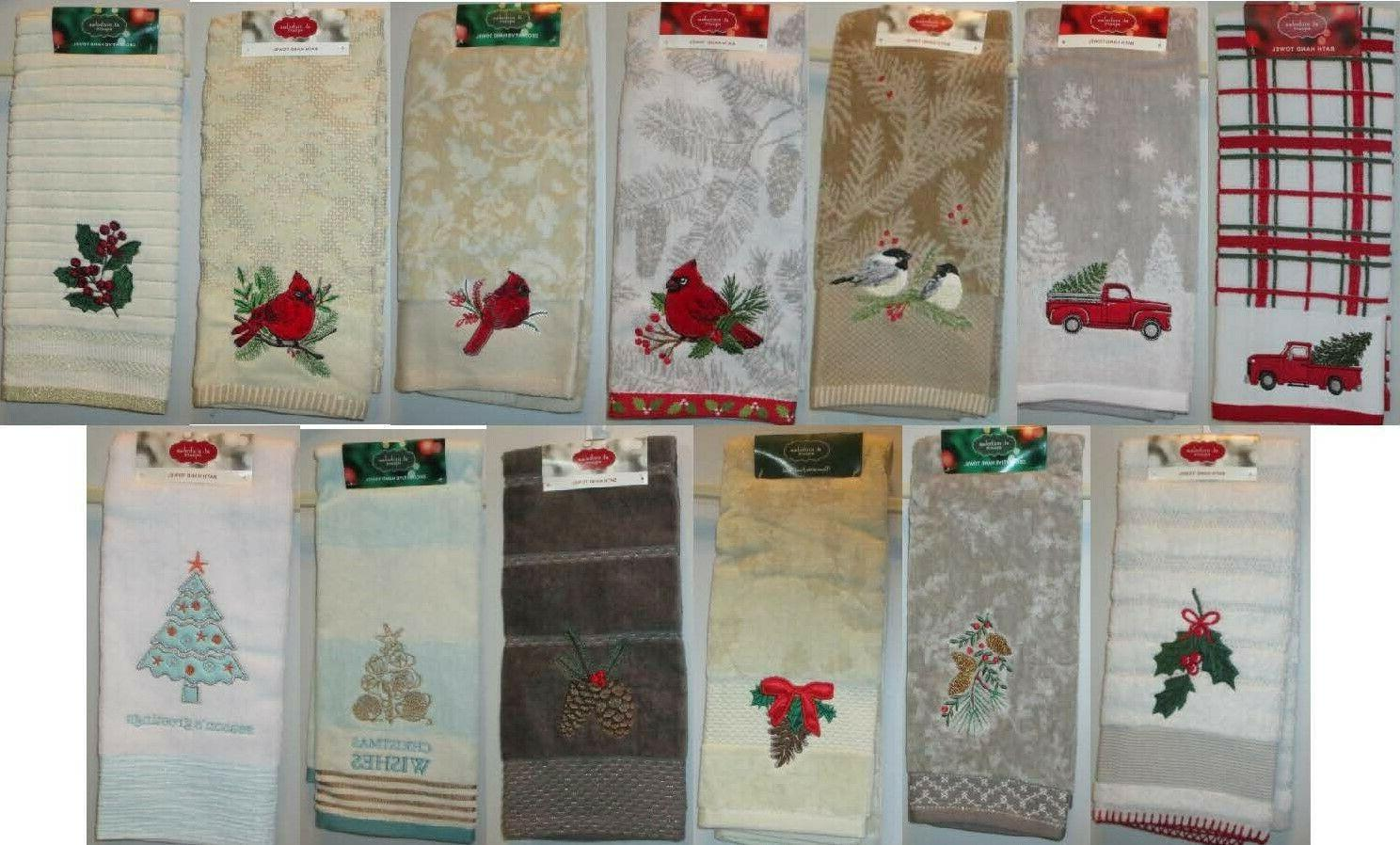 Decorative Hand Towels Everyday Holidays Beach Summer Fall W