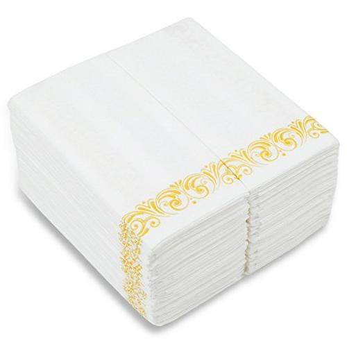 disposable hand napkins soft absorbent