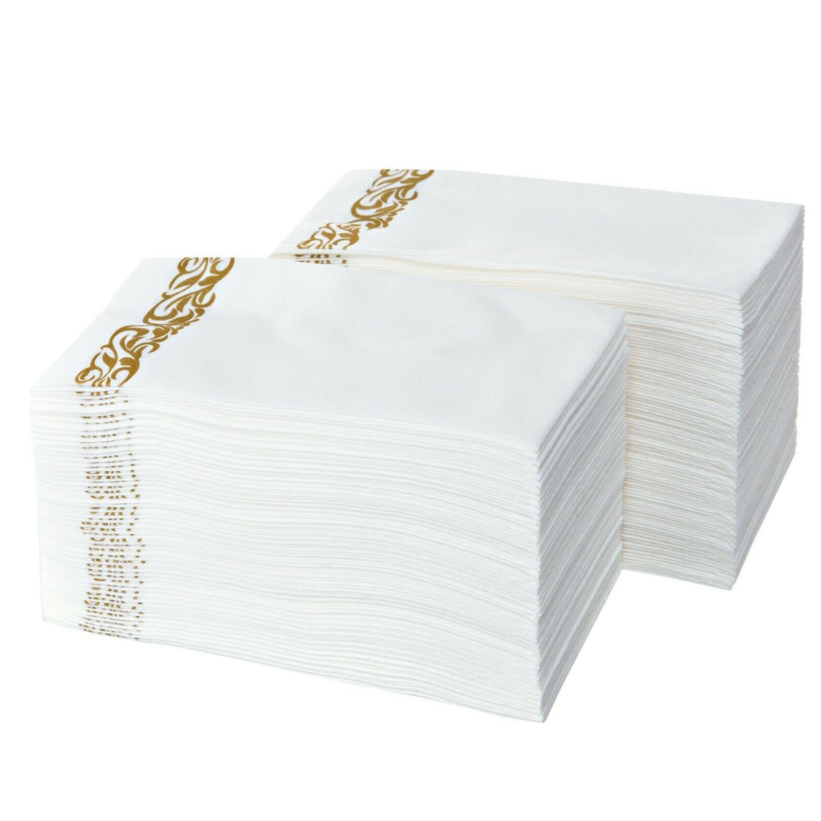 Disposable Hand Towels and Absorbent Guest