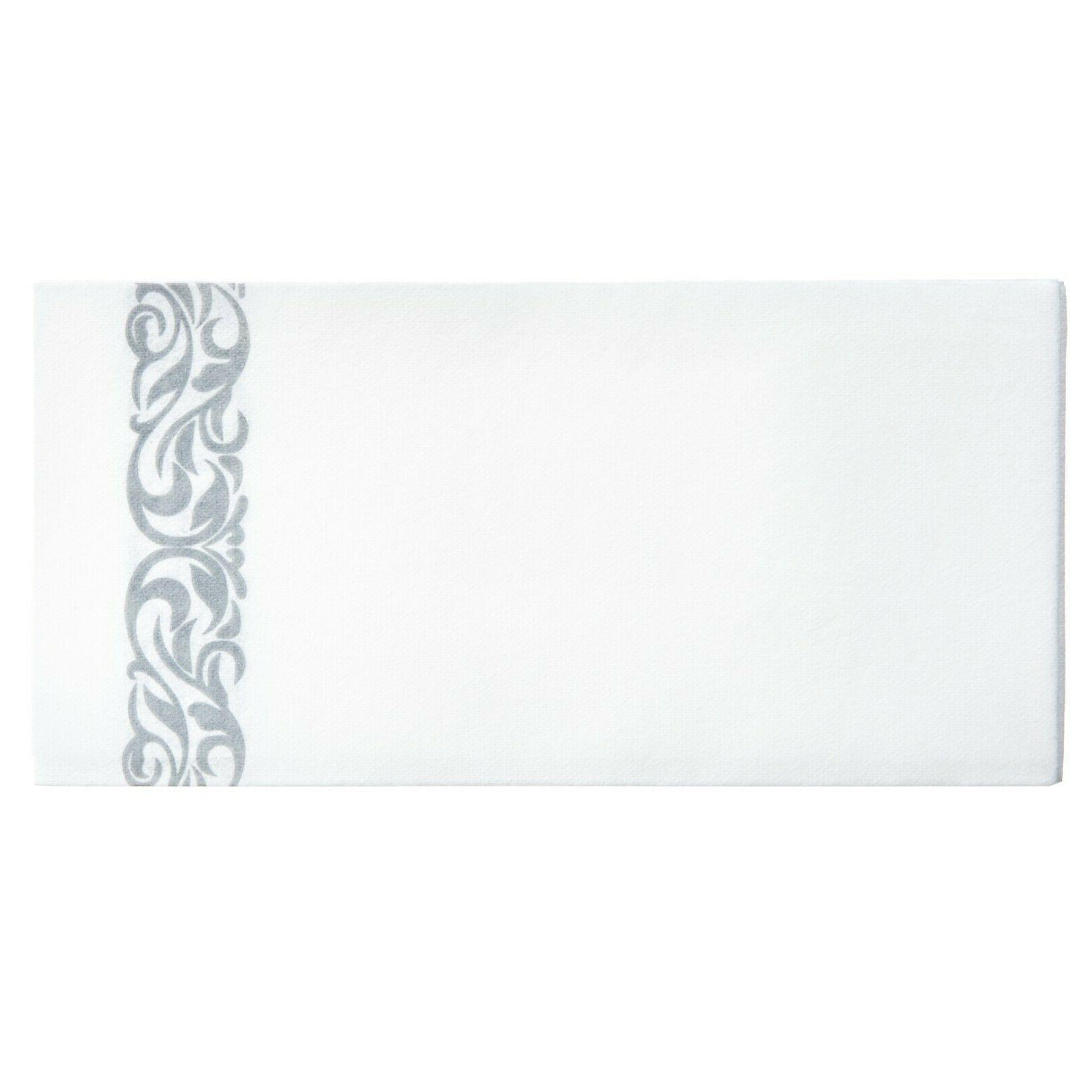Disposable Towels and Linen-Feel Paper Guest