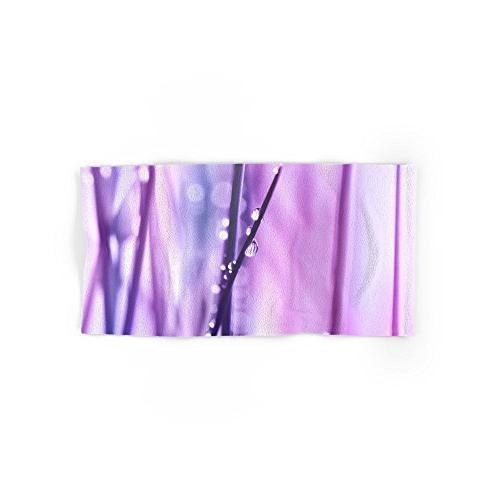 drops purple 18 hand towel