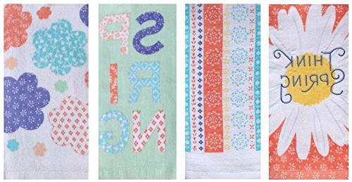 easter fingertip towel