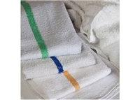 Atlas 48-Pack Economy 16x27 Salon Gym Hand Towels White with