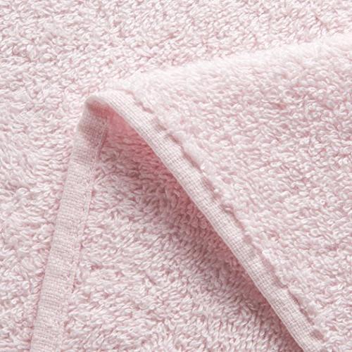 Set Bath Hand Microfiber Premium Pale