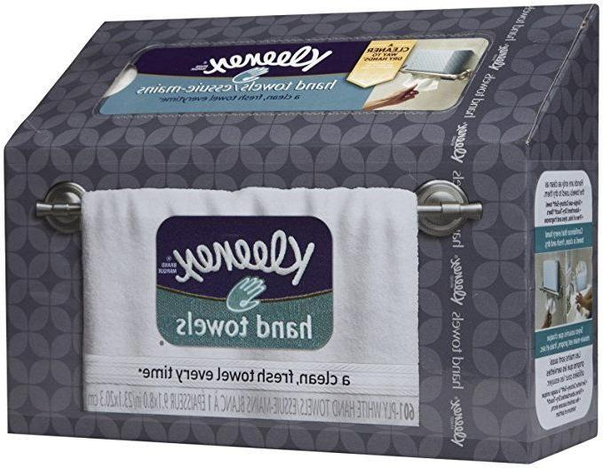 everyday disposable hand towels 60 count pack