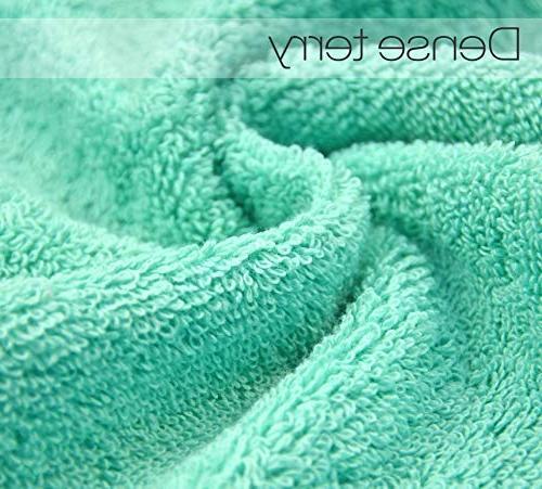 Cleanbear Face-Cloth Cotton, 6 Color