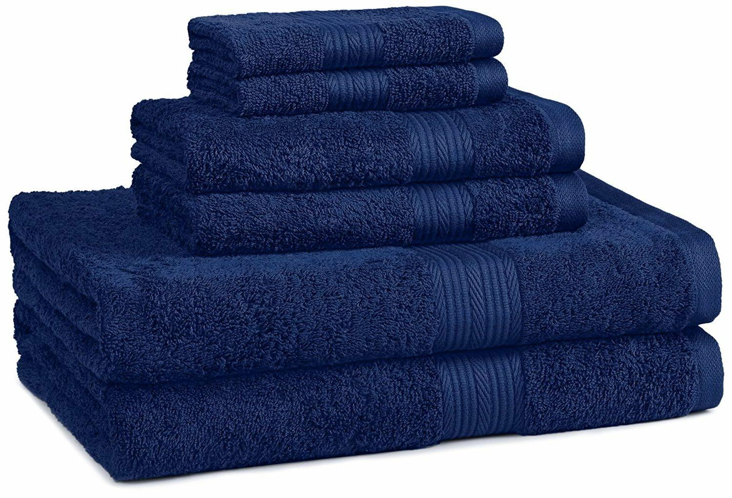 AmazonBasics Towel Pick 7 Colors