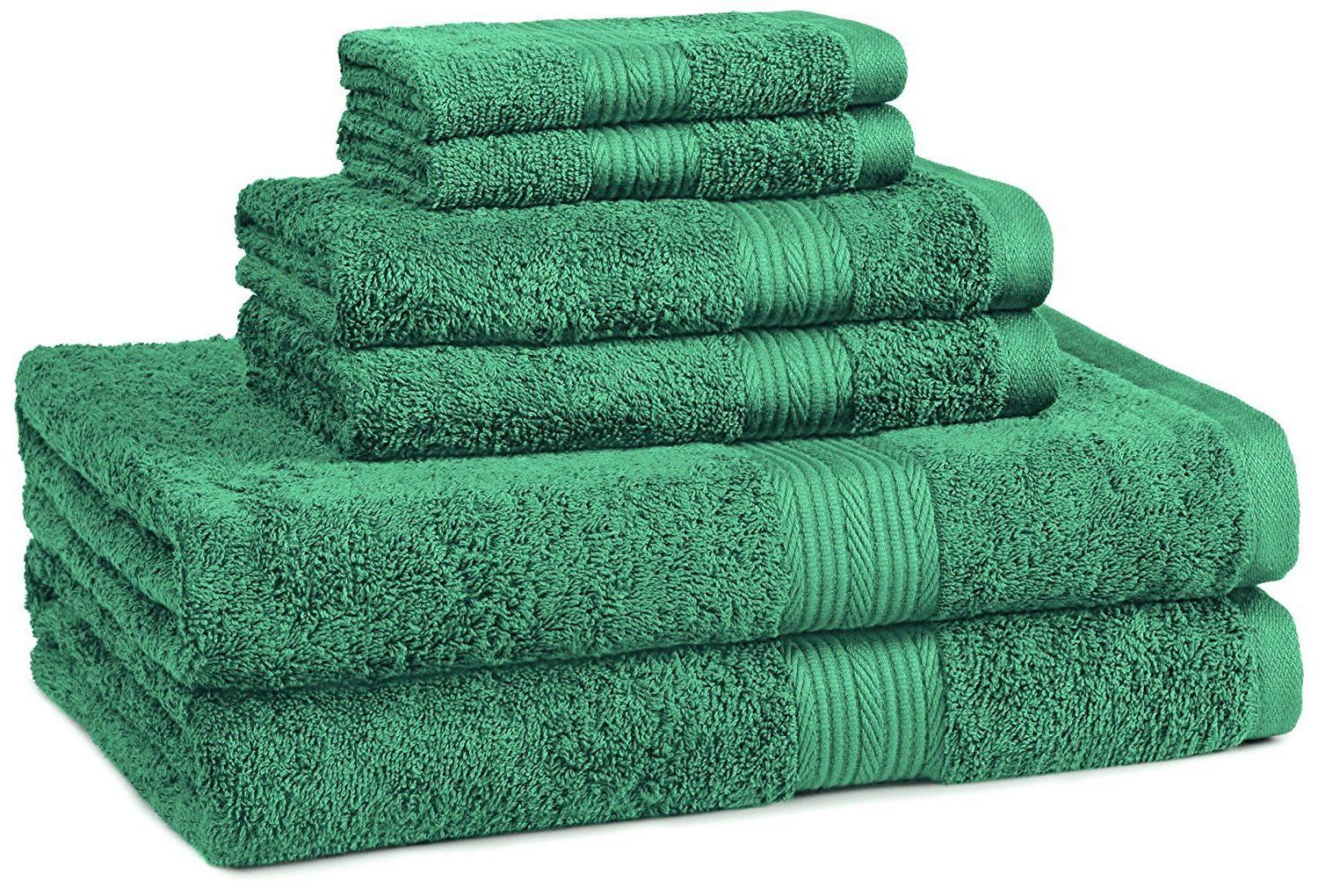 AmazonBasics Towel Pick of 7 Colors Bathroom