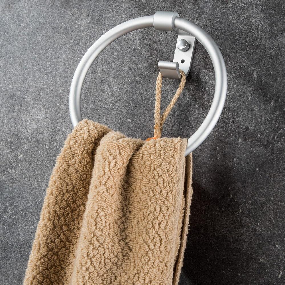 LIYIMENG <font><b>Towel</b></font> <font><b>Bar</b></font> Rack Shelf Wall-mounted <font><b>Towel</b></font> Holder
